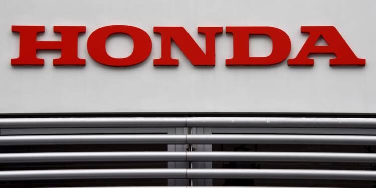 Honda va rappeler en Chine 245.000 véhicules équipés d'airbags Takata