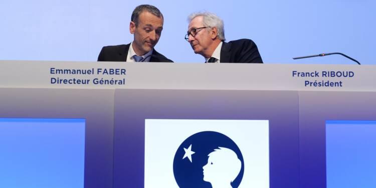 Fin de l'ère Riboud pour Danone dont Emmanuel Faber devient PDG