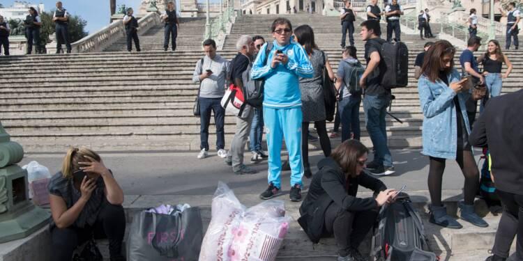 Marseille: faute d'un feu vert, l'assaillant n'a pu être placé en rétention