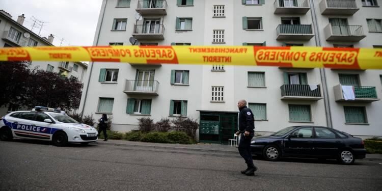 Cinq morts dont quatre enfants dans l'incendie d'un HLM à Mulhouse