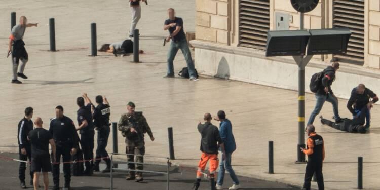 Attaque à Marseille: le procureur de Paris tiendra une conférence de presse à 12H00