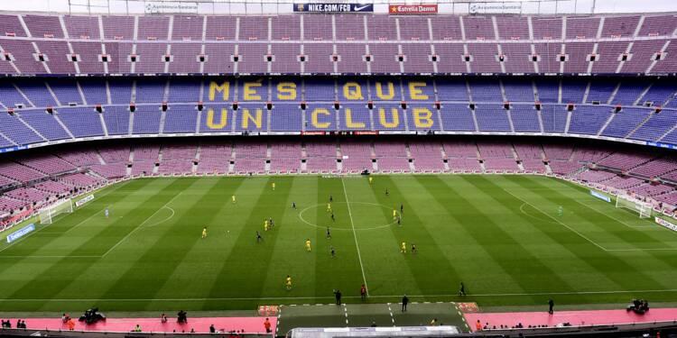 Référendum catalan: le Barça se joint à la grève générale prévue mardi en Catalogne