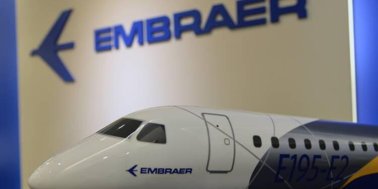La compagnie américaine SkyWest commande 20 E175 à Embraer pour 914 M USD