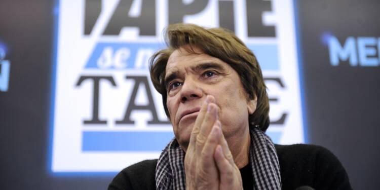Arbitrage Tapie: la justice se prononce le 30 octobre sur les derniers recours