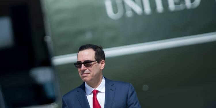 Etats-Unis: la réforme fiscale ne profitera pas aux plus riches, assure Steven Mnuchin