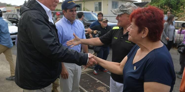 Porto Rico: Trump tente de redorer son image