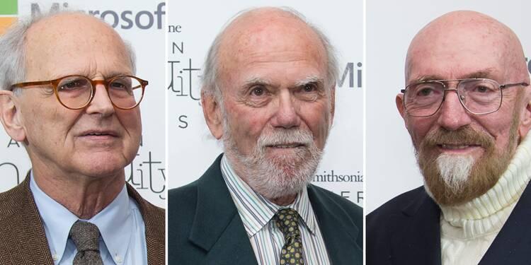 Le Nobel de physique récompense la découverte des ondes gravitationnelles