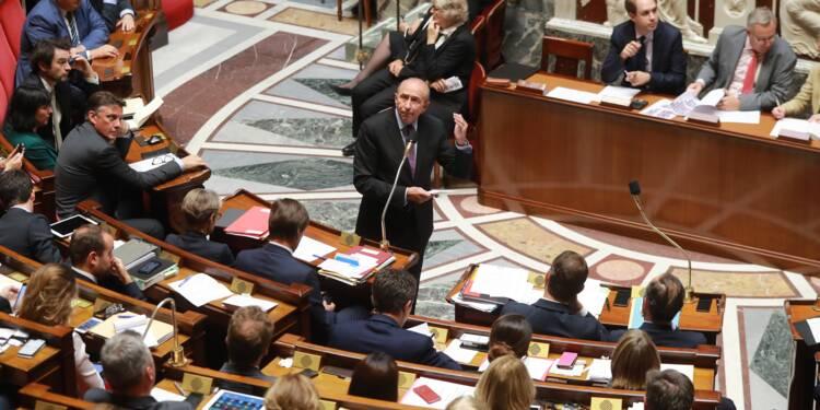 Loi antiterroriste: adoption définitive par l'Assemblée