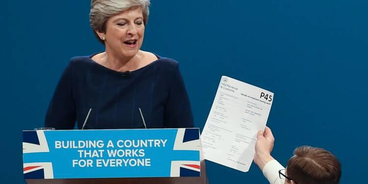 Theresa May: le discours de la reconquête tourne au cauchemar