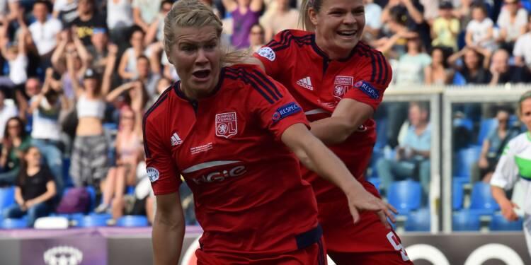 Ligue des champions dames: Lyon s'impose 5-0 chez le Medyk Konin
