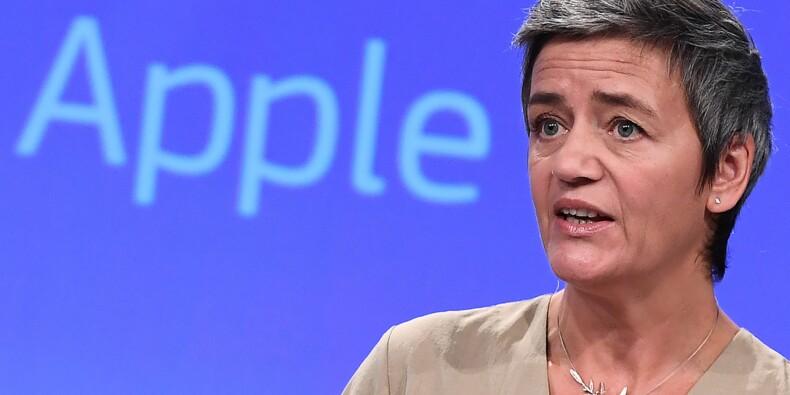 Vestager, bête noire de la Silicon Valley à Bruxelles