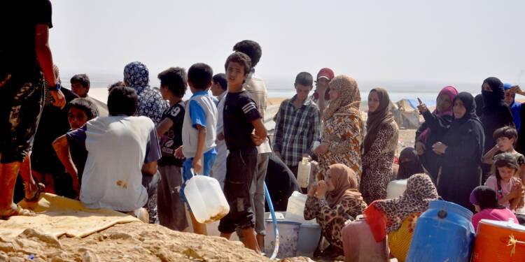 Syrie: près de 40 civils tués dans un raid aérien russe