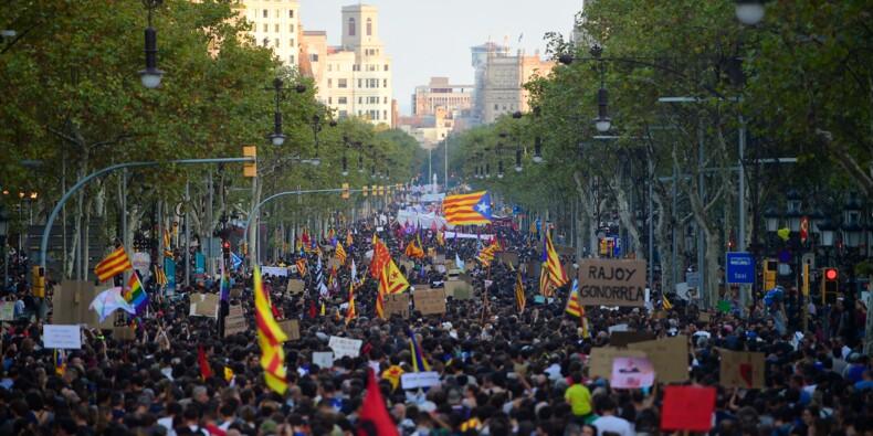 Crise catalane: à Barcelone, commerçants et hôteliers s'alarment