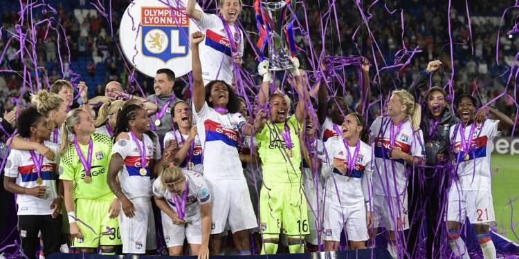 Ligue des champions dames: l'OL remet ses titres en jeu, Montpellier retrouve l'Europe