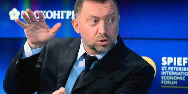 Avec la holding de Deripaska, la Russie revient à la Bourse de Londres