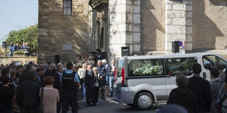 """Aux obsèques des étudiantes tuées à Marseille, """"un message d'amour et de paix"""""""