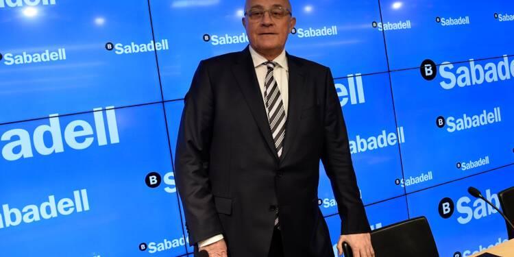 Catalogne: Banco de Sabadell examinera un changement de siège jeudi