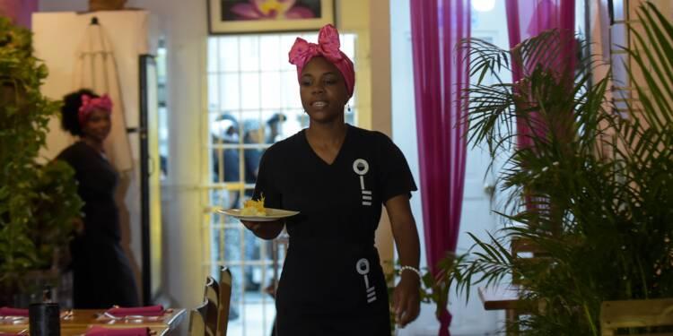 """En Colombie, un restaurant """"gourmet"""" dans une prison"""