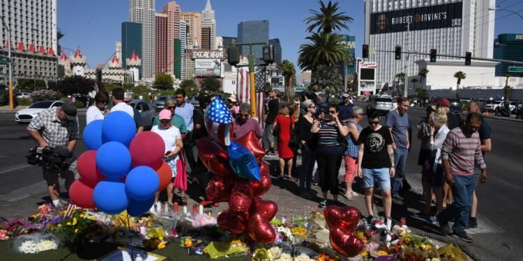 Las Vegas: la compagne du tueur n'avait rien vu venir du massacre