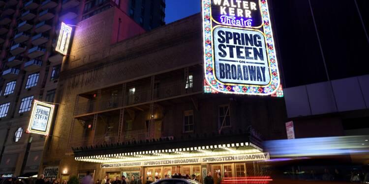 La revente de billets s'emballe pour un concert intimiste de Bruce Springsteen