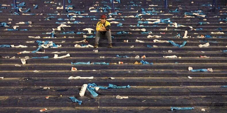 Mondial-2018: l'Argentine au bord du gouffre, le Chili respire