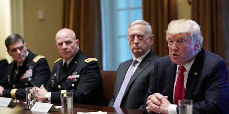 """Trump: l'Iran n'a pas respecté """"l'esprit"""" de l'accord sur le nucléaire"""