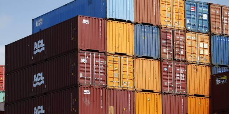 Baisse du déficit commercial français en août