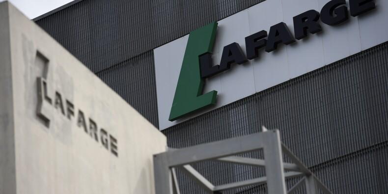 Lafarge: l'ex-PDG Bruno Lafont et deux autres cadres en garde à vue