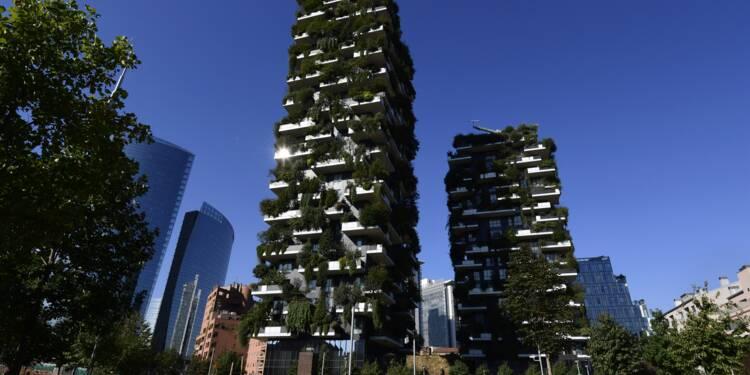"""De la Chine aux Pays-Bas, les """"forêts verticales"""" de Milan s'exportent"""