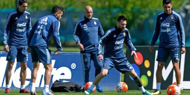 Mondial-2018: derniers rendez-vous, angoisse en Argentine