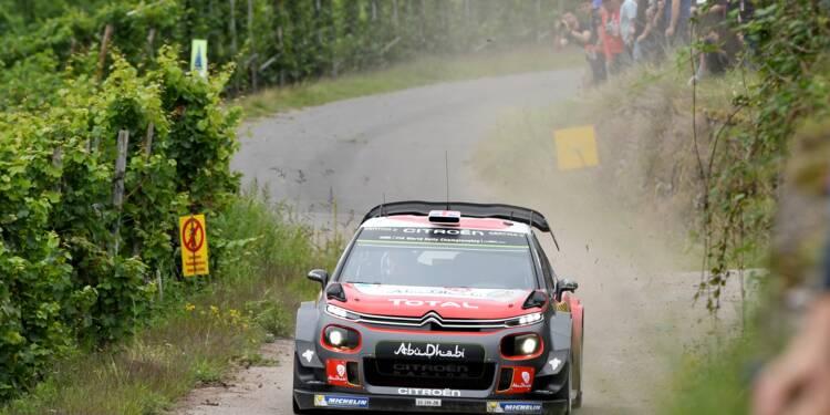 Rallye de Catalogne: Meeke (Citroën) s'impose, Ogier (M-Sport/Ford) prend le large au Championnat