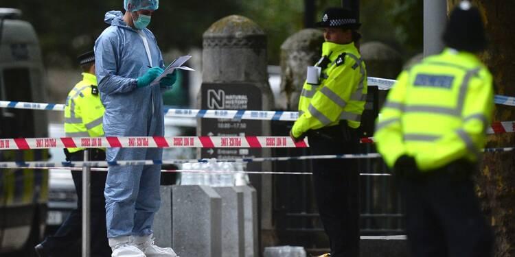 Londres : le conducteur ayant fauché des piétons samedi relâché