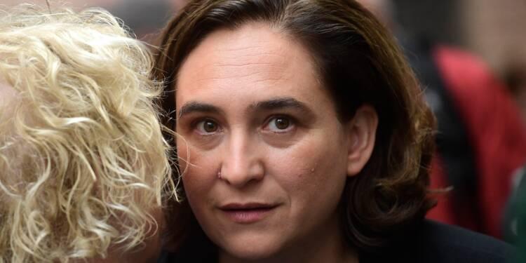 Catalogne: la maire de Barcelone contre une déclaration unilatérale d'indépendance