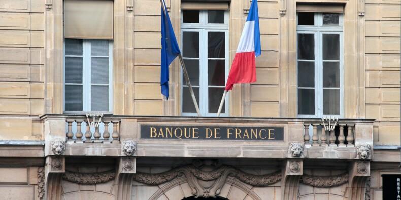 La Banque de France table sur 0,5% de croissance au troisième trimestre