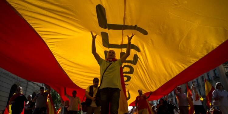 Catalogne: pression maximale à J-1 d'un discours crucial sur l'indépendance