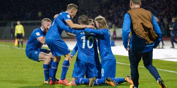 Mondial-2018: l'Islande et la Serbie qualifiées, le Pays de Galles éliminé