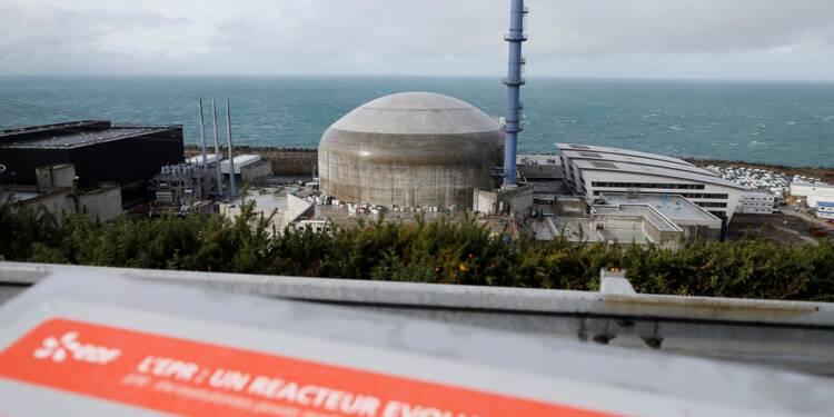 Nucléaire: feu vert définitif à la cuve de l'EPR de Flamanville