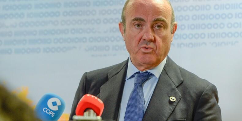 Catalogne: l'UE soutient Madrid, selon le ministre espagnol de l'Économie
