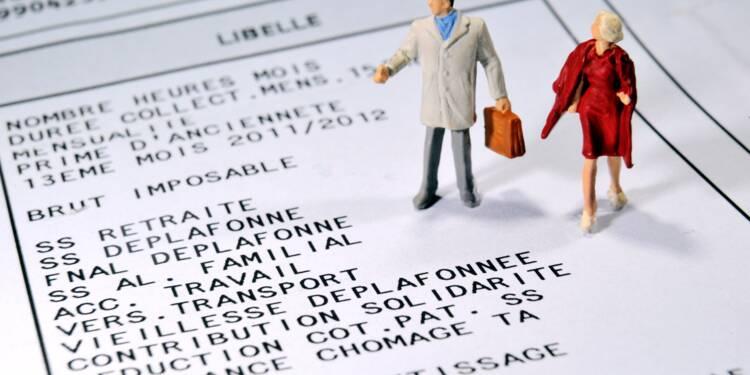 """Salaires hommes-femmes: les entreprises sanctionnées à partir de 2022 si """"écarts injustifiés"""""""