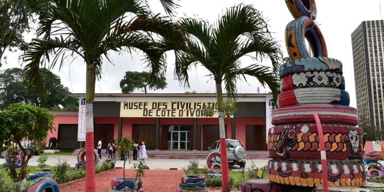 En Côte d'Ivoire, opération renaissance pour le musée d'Abidjan
