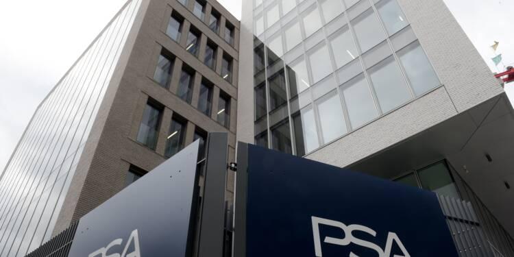PSA: nouveaux véhicules programmés à Sochaux et Mulhouse