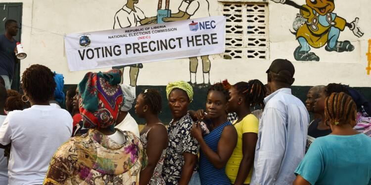 Libéria: résultats attendus de la présidentielle de l'après-Sirleaf