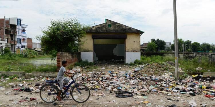Bienvenue à Gonda, la ville la plus sale d'Inde