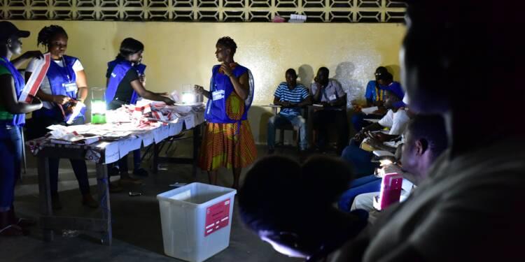 Le Liberia attend les résultats de la présidentielle de l'après-Sirleaf
