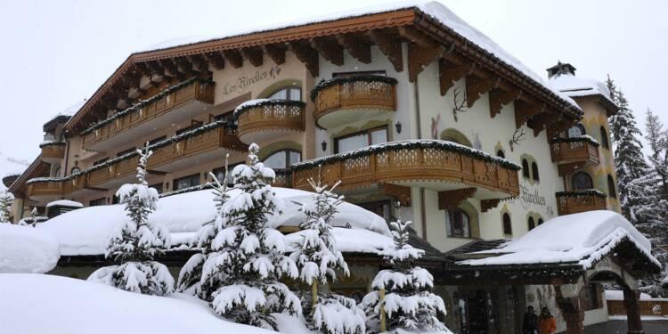 Hôtellerie: Stéphane Courbit veut ouvrir de nouveaux palaces