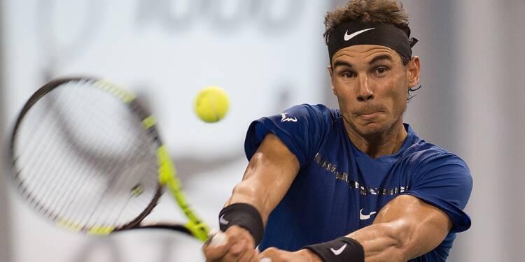 Tennis: Federer et Nadal au rendez-vous, la belle perf' de Simon, à Shanghai