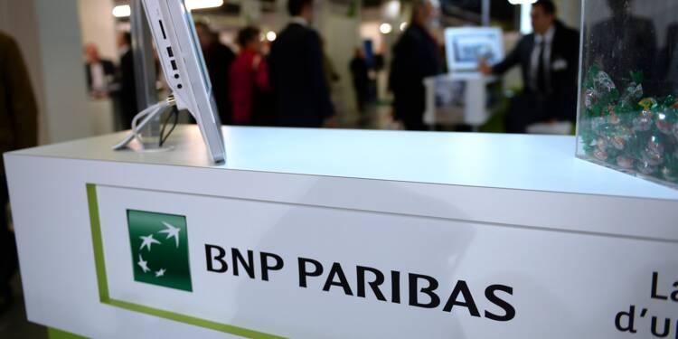 BNPParibas augmente son bénéfice malgré un coup de mou sur les marchés