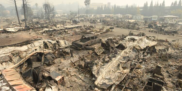 Les incendies en Californie continuent de s'étendre