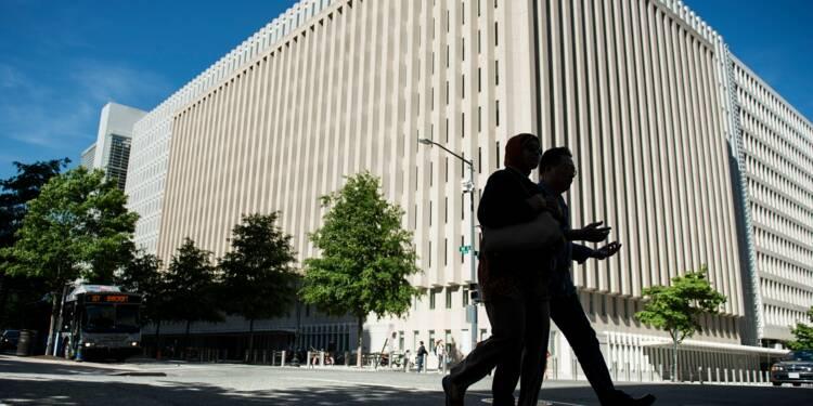La Chine devrait moins emprunter à la Banque mondiale, selon Washington