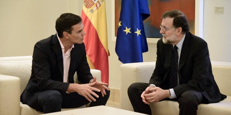 Catalogne: gouvernement et opposition espagnols étudieront une réforme de la Constitution